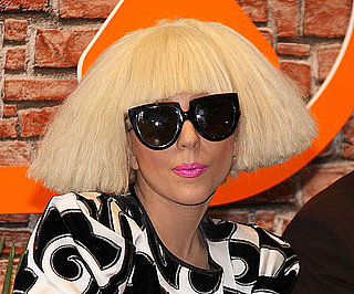 Pictures of Lady Gaga's Hair and Makeup