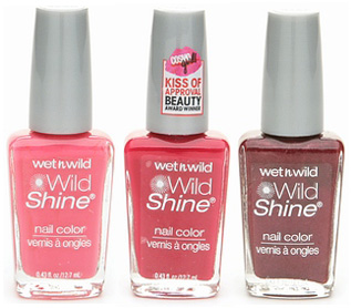 Review: Wet 'n' Wild Wild Shine Nail Color