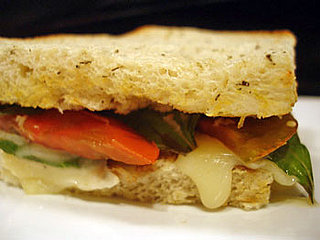 Recipe For Caprese Sandwich With Heirloom Tomatoes 2009-07-01 11:19:20