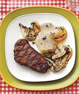 Easy Grilled Steak Dinner