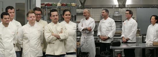 Top Chef Masters: Episode 9