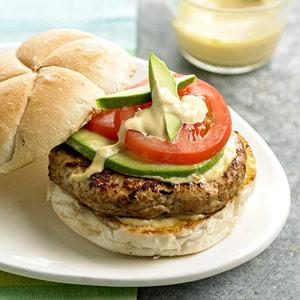 Easy Turkey Burger Recipe