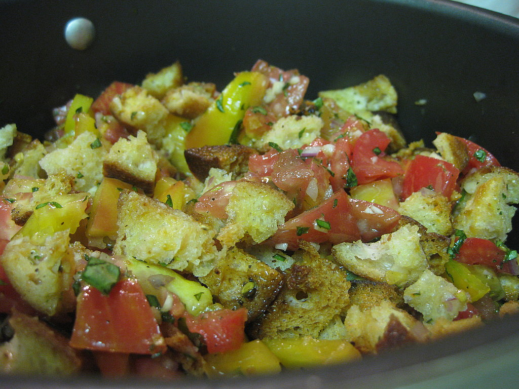 Heirloom Tomato Panzanella