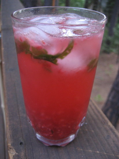 Vodka Raspberry Cocktail Recipe