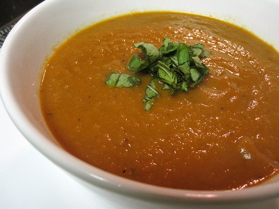 Easy Roasted Vegetable Soup Recipe 2009-10-13 11:55:40