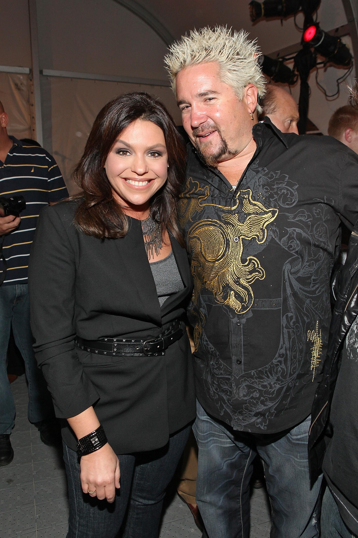 Rachael Ray and Guy Fieri