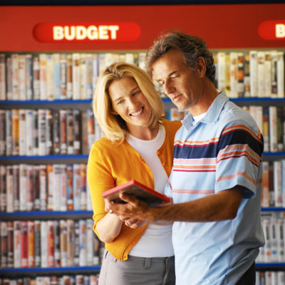 Are You Buying Fewer DVDs Than Usual?