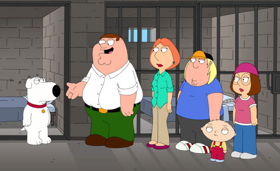 Is Family Guy the Best Animated Primetime Comedy on TV?
