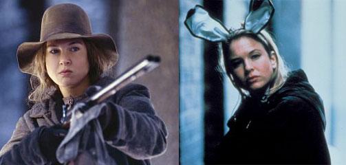 Do You Like Renee Zellweger Better in Dramas or Comedies?