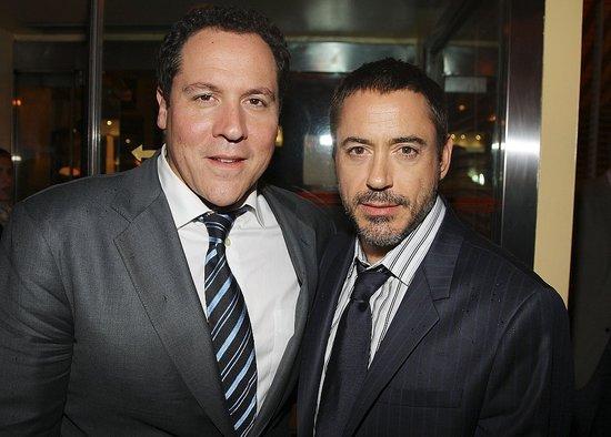 Jon Favreau and Robert Downey Jr Team Up For Cowboys and Aliens