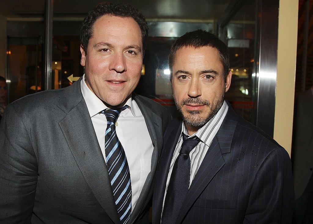 Jon Favreau And Robert Downey Jr Team Up For Cowboys And
