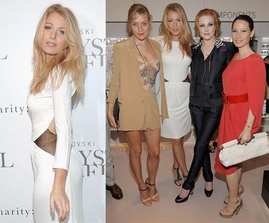 Photos of Blake Lively, Lucy Liu, Chloë Sevigny, Evan Rachel Wood
