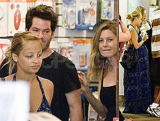 Photos of Nicole and Ellen in LA