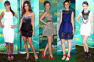 Best Dressed At The 2009 Teen Choice Awards