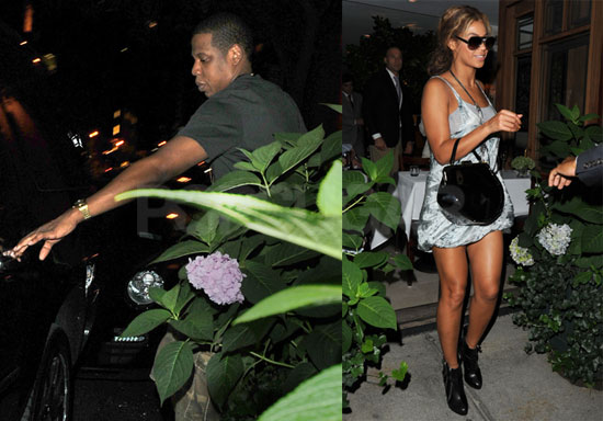 Photos of Jay-Z and Beyonce