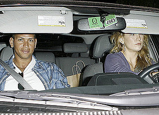 Photos of Kate Hudson, Alex Rodriguez at Dinner in LA