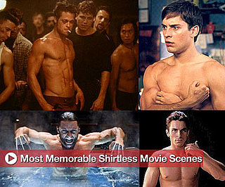 Sugar Shout Out: Memorable Summer Movie Shirtless Scenes
