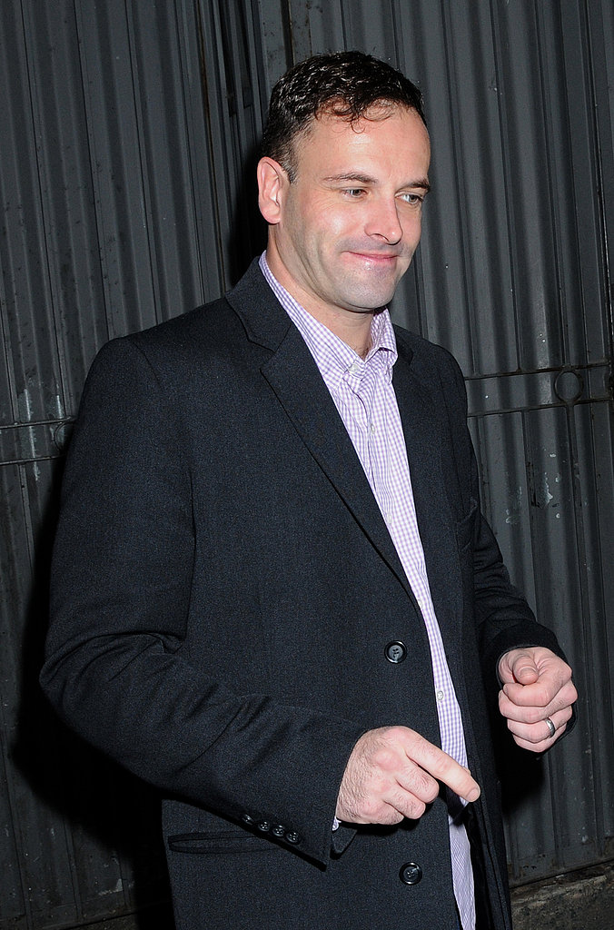 Photos of Sienna Miller and Johnny Lee Miller in NYC