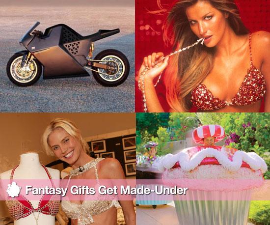 Fantasy Gifts Get Made-Under