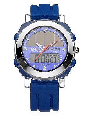 Solar-Powered and Waterproof: The Summer-Ready Tocs Watch