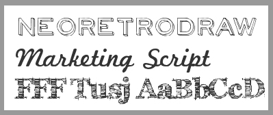 Free and Attractive Fonts to Download
