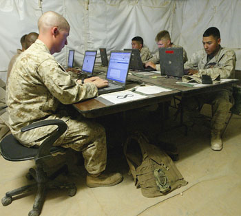 Do You Agree With the US Marines' Ban on Social Networking?