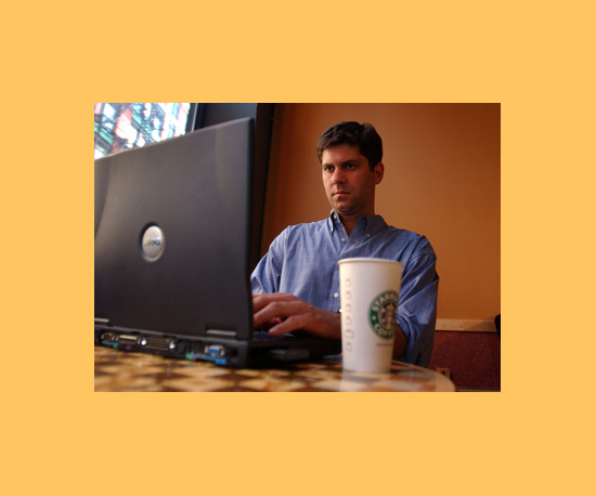 Say Goodbye to Net Surfing in NYC Coffee Shops