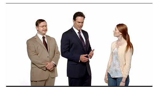 Latest Get a Mac Ad Featuring Patrick Warburton From Seinfeld