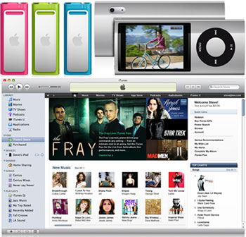 Apple Announces New iPods With Video, iTunes 9, and New iPod Classics at the Apple Event on 9/9/09