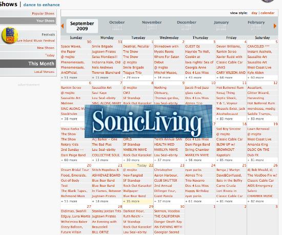 Sonic Living
