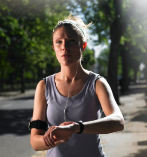 Marathon Runner Disqualified For Using MP3 Player During Race