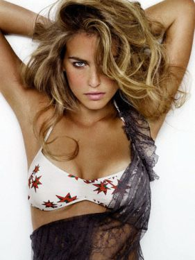 Photos of Model Bar Refaeli in Bathing Suits