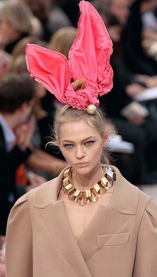 Marc Jacobs Finally Explains Louis Vuitton Bunny Ears