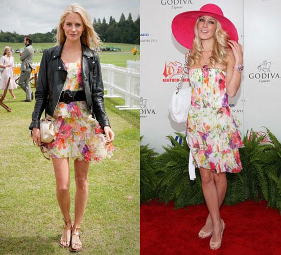 Who Wore It Better? Ralph Lauren Floral Dress