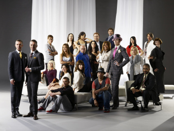 Meet the Cast of Launch My Line
