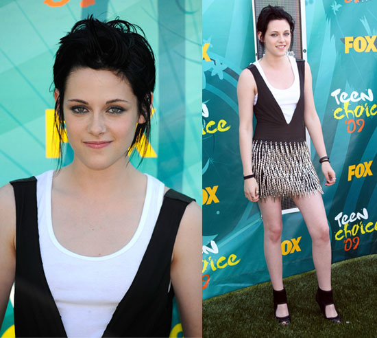 Kristen Stewart at the Teen Choice Awards
