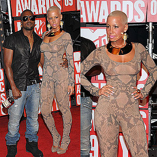MTV Video Music Awards: Amber Rose