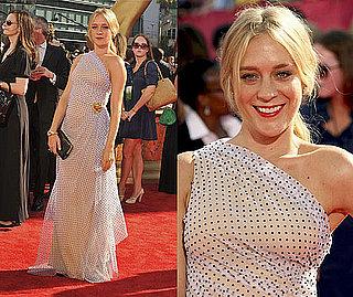Photos of Chloe Sevigny at 2009 Emmy Awards