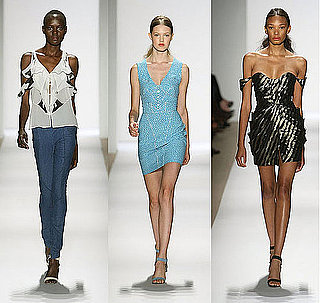 Photos of Brian Reyes's 2010 Spring New York Fashion Week Show