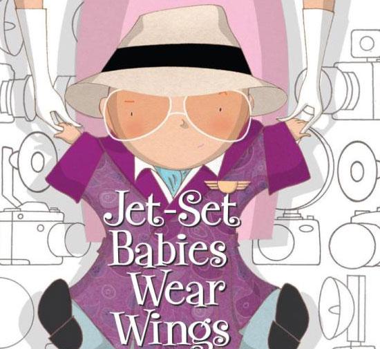 Jet-Set Babies Wear Wings