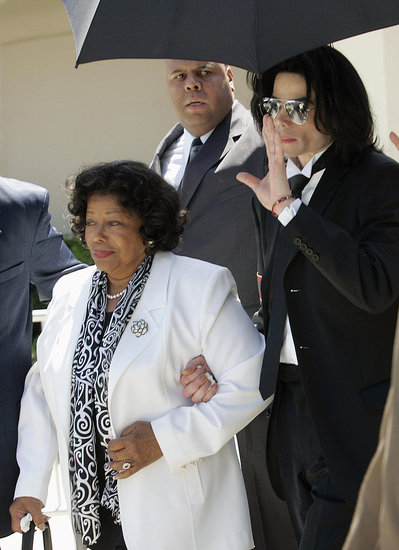 Katherine Jackson Granted Temporary Guardianship of Michael Jackson's Kids
