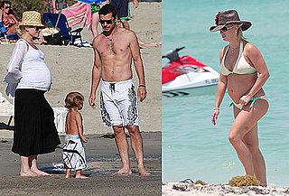 Should Pregnant Women Wear Bikinis or a One-Piece Maternity Swimsuit?