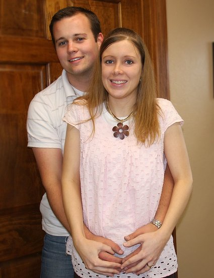 Josh and Anna Duggar's Baby Name