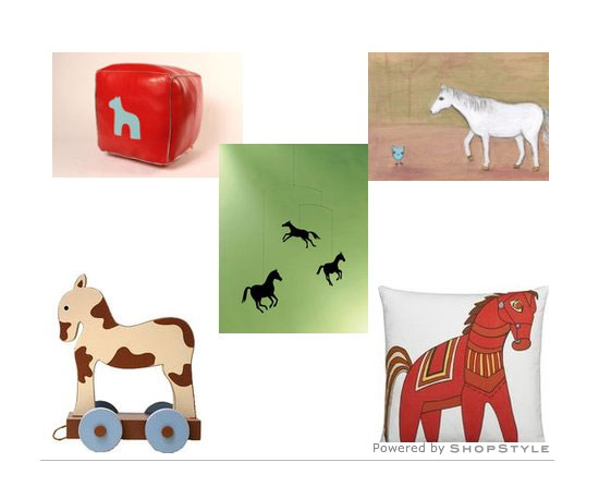 H Is For Horse Highlights