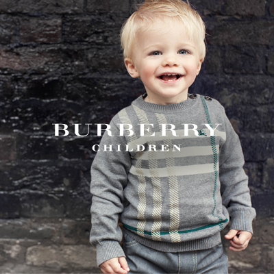 Burberry Childrenswear Collection