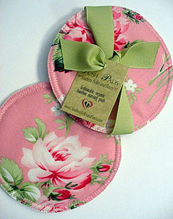Pretty Breast Pads for Nursing Mothers