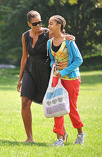 Michele Obama Makes Herself a Priority For Her Family