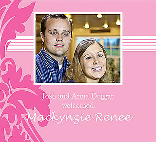 Photos: Josh and Anna Duggar Welcome a Baby Girl — First Grandchild for Michelle and Jim Bob