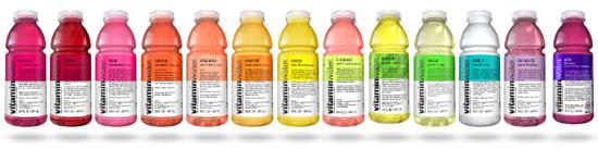 Nutritional Breakdown of Vitamin Water