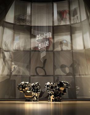 Ron Arad Exhibit Opens at MoMA